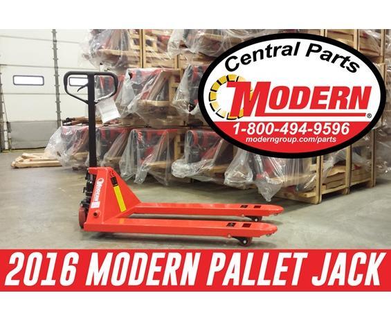 Modern Pallet Jack