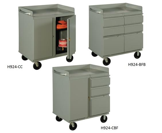 MOBILE SHOP CABINETS