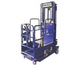 Drivable Power Stocker LIft