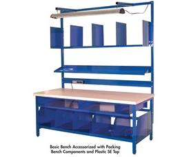 PACKING BENCHES
