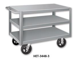 HET SERIES SUPER HEAVY DUTY SHOP TRUCKS