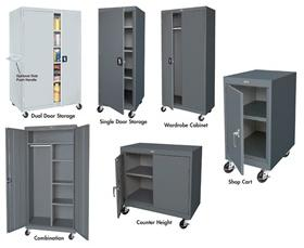 MOBILE STORAGE CABINETS -- TRANSPORT SERIES