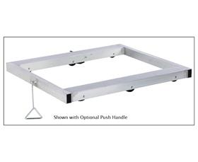 THE ALUMINUM MOVEMASTER PALLET DOLLY