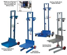 LITE LOAD LIFTS