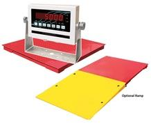 HEAVY CAPACITY LOW-PROFILE FLOOR SCALES