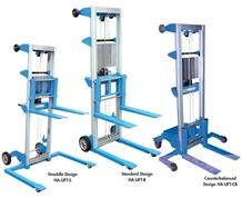 HAND WINCH LIFT TRUCKS